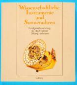 Dirk Syndram, Wissenschaftliche Instrumente und Sonnenuhren, Katalog der Kunstgewerbesammlung der