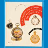 Der Callwey-Preisführer Taschenuhren, 1995Der Callwey-Preisführer Taschenuhren, 1995, 222 S
