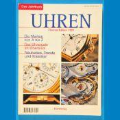 Ebner Verlag, Uhren, Chronos Edition 1999, Das Jahrbuch, Die Marken von A-ZEbner Verlag, Uh