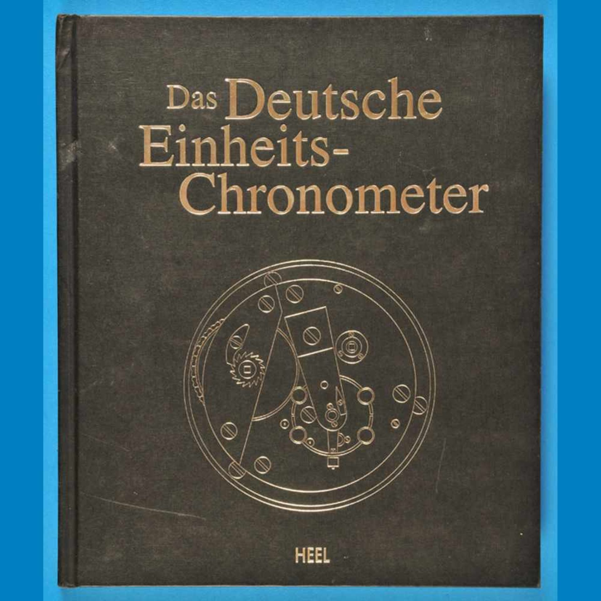Altmeppen, Dittrich, Das Deutsche Einheits-Chronometer, 2012Altmeppen, Dittrich, Das Deutsc