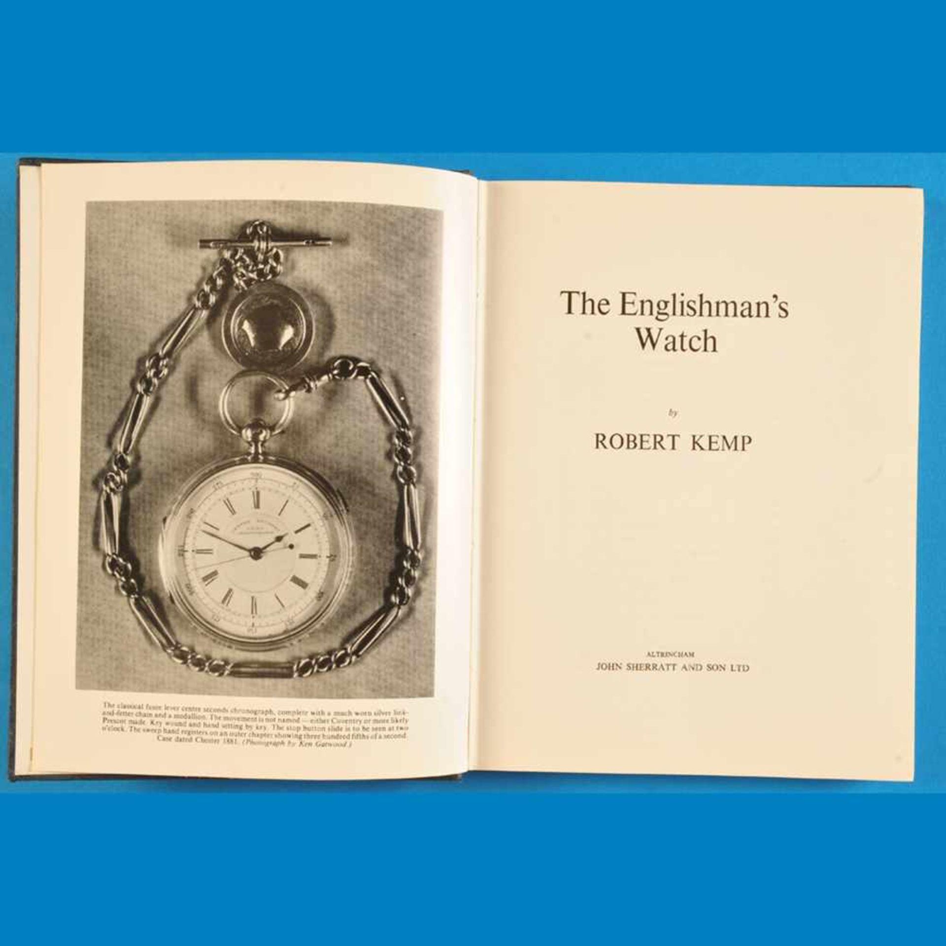 Robert Kemp, The Englishman's Watch, 1979Robert Kemp, The Englishman's Watch, 1979, 148 Tex
