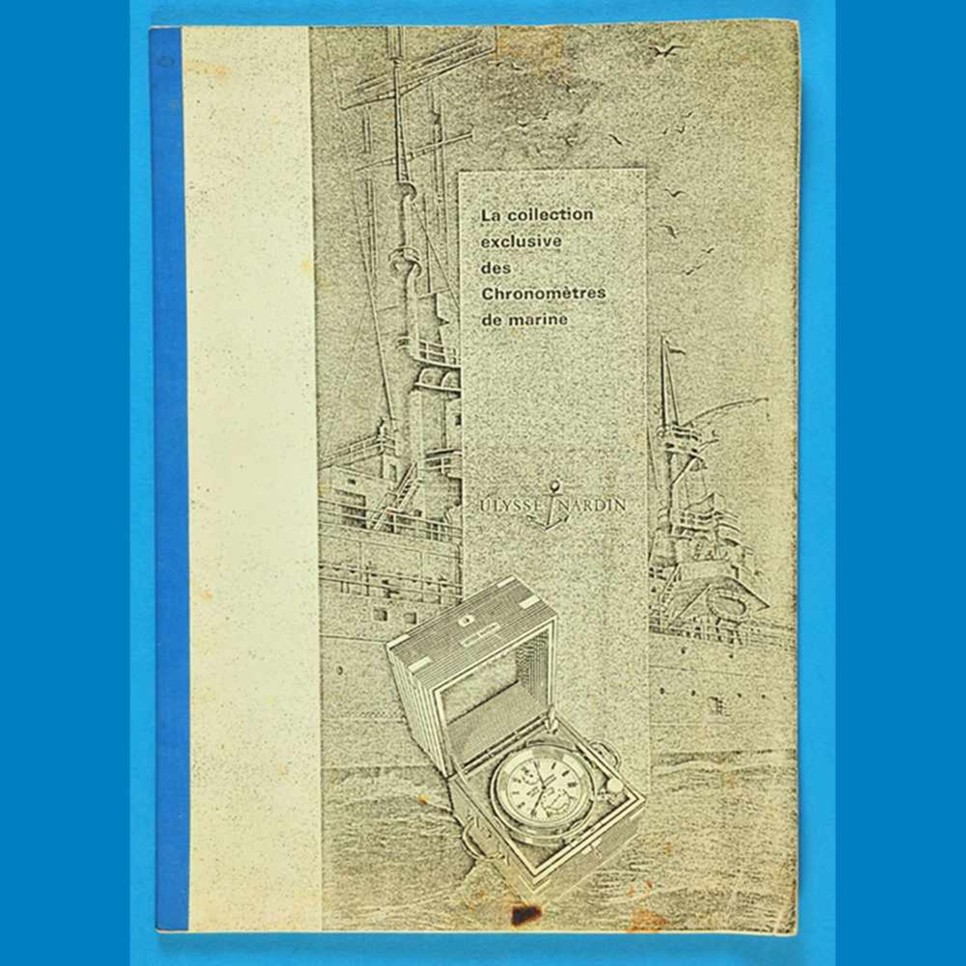 Ulysse Nardin,La Collection exclusive des Chronomètres de marineUlysse Nardin,La Collection