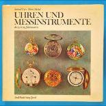 Samuel Guye/Henri Michel, Uhren und Messinstrumente des 15. bis 19.Jh., 1971Samuel Guye/Hen