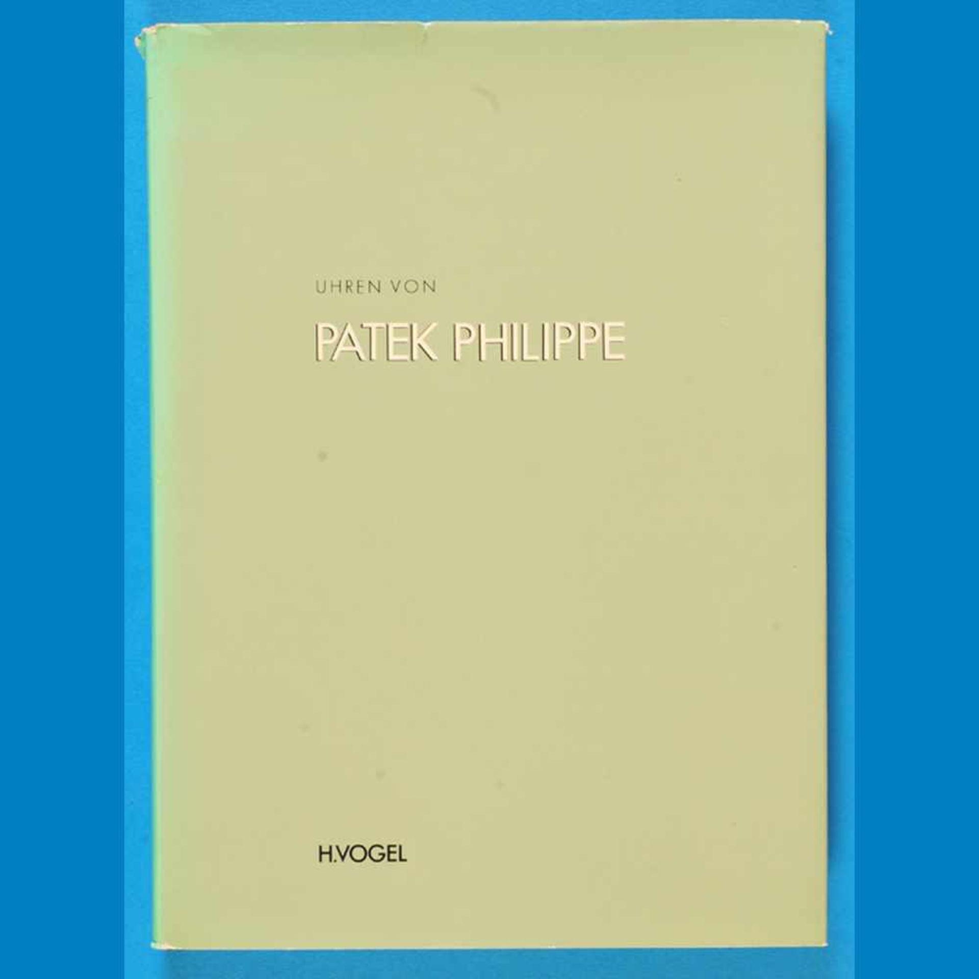 Horand Vogel, Uhren von Patek Philippe, 1980Horand Vogel, Uhren von Patek Philippe, 1980, 1