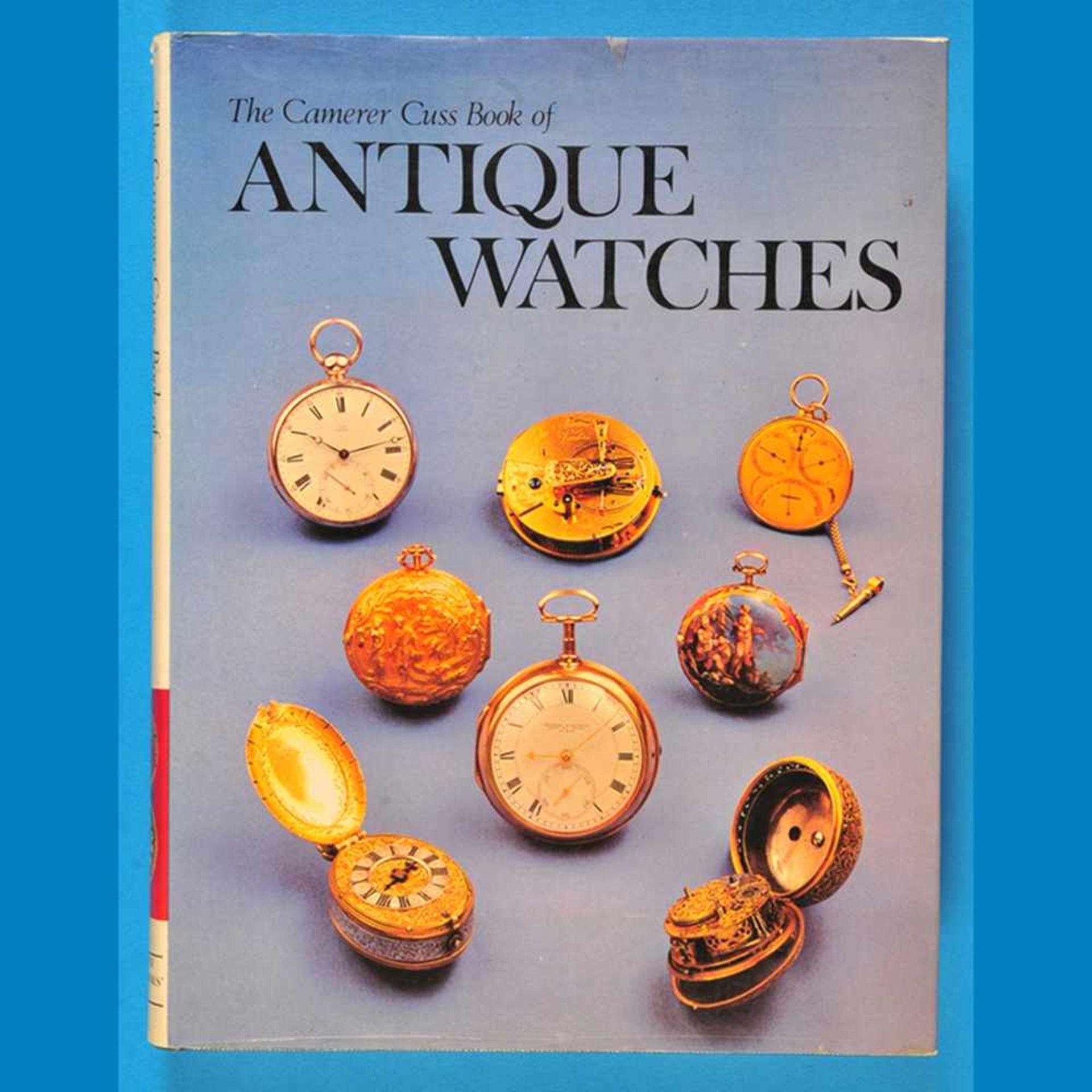 T. P. Camerer Cuss, Antique Watches, 1976T. P. Camerer Cuss, Antique Watches, 1976, 332 Sei