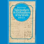 Brian Loomes, Watchmakers and Clockmakers of the World, Volume 2, 1978Brian Loomes, Watchma