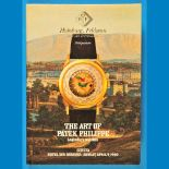 Antiquorum, The Art of Patek Philippe, Katalog von 1989Antiquorum, The Art of Patek Philipp