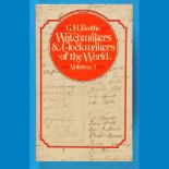G.H.Baillie, Watchmakers & Clockmakers of the World, Volume 1, 1985