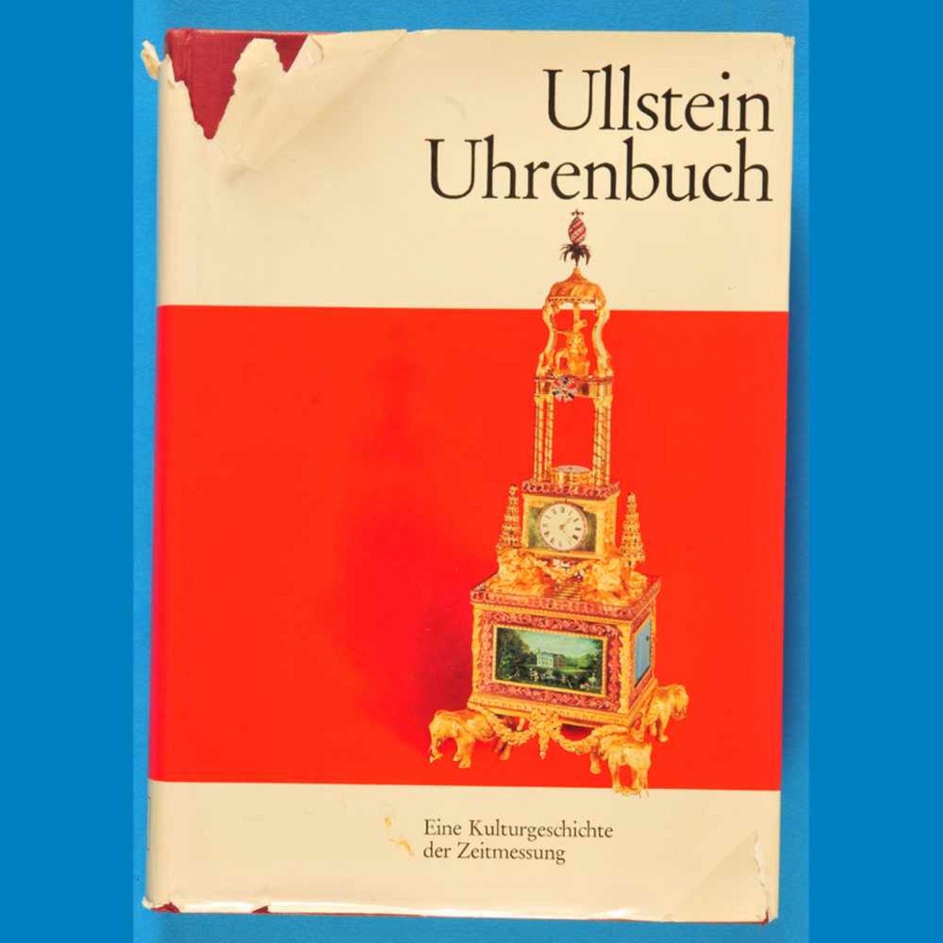 Jürgen Abeler, Ullstein Uhrenbuch - Eine Kulturgeschichte der Zeitmessung, 1975Jürgen Abele