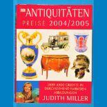 Judith Miller, Antiquitäten-Preise 2004/2005, über 4.500 Objekte in durchgehend farbigen