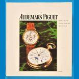 Brunner/Pfeiffer-Belli/Wehrli, Audemars Piquet, Meisterwerke klassischer Uhrmacherkunst, 1992<b