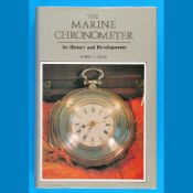 Rupert Gould, Marine Chronometer, Its History and Development, 1973, 287 Seiten mit s/w-