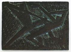 Cremer, Fritz (Arnsberg/Ruhr 1906 - 1993 Berlin) Kämpfende Relief, Bronze, 1948/49, Guß ca. aus dem