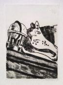 """BECKMANN, MAX, """"Stilleben mit Globus"""", um 1923"""