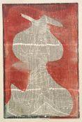 """ALTENBOURG, GERHARD (Gerhard Ströch): """"O, Anni Dein Haar, propellerleicht"""", 1978"""