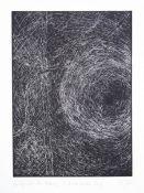 """CLAUS, CARLFRIEDRICH: """"Subverbaler Sog"""", o.J. (1994)"""