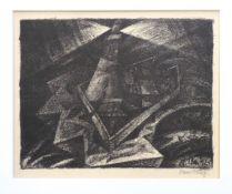 """BRASS, HANS: """"Leuchtturm"""", 1921"""