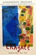 "CHAGALL, MARC: ""Peintures 1947-1967"", o.J."