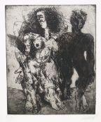 """GATZEMEIER, THOMAS: """"Weib und Teufelin"""", 1986"""