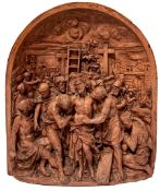 Maestro Emiliano sixteenth century, circle of Antonio Begarelli (Modena 1499-1565). Sculpture in