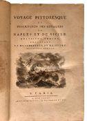 Voyage pittoresque description ou des royaumes de Naples Et De Sicile. Quatrieme Volume, contenant