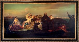 Joseph Henri François van Lerius (Boom 1823 - Mechelen 1876). Volupté et