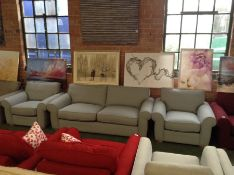 MADISON DAWSON STORM 2.5 SEATER SOFA AND CHAIRS X