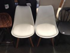 17 Stories,Nuri Dining Chair (Set of 2) - RRP £86.