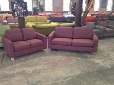 PORTIA Turin Mulberry 2.5 str and 2 SEATER (SFL913