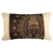 World Menagerie, Darrin Cushion Cover (BROWN) - RRP £43.98 (RJP10374 - 18595/39) 1C