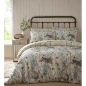 Brambly Cottage, Arcola Duvet Cover Set Size: Doub