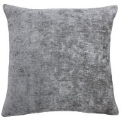 Hykkon, Chandler Cushion Colour: Grey X2 - RRP £31