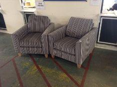 PORTIA Post Box Teal Chair X 2 (SFL930)