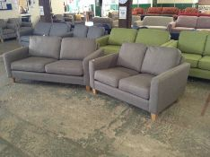 PORTIA Bevan Brown 2.5 str and 2 SEATER ( SFL901 -