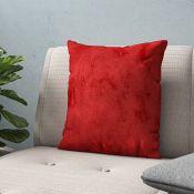 17 Stories, Cushion (RED) (59X59CM) - RRP £25.27 (CCDH1110 - 18602/103) 1E