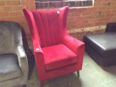 RED WING CHAIR (HH10 601164-39)