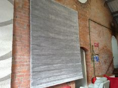 Brayden Studio,Tiffany Silver Area Rug ,RRP - £345.99 (ASTT1064 - 17454/10)