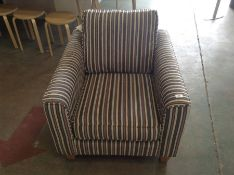 PORTIA Post Box Teal Chair (SFL930)