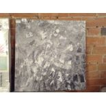 East Urban Home,Abstract 804 Wall Art on Canvas RRP -£57.99 (BULS2709 -15741/1)