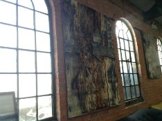 Borough Wharf,Ryan Turquoise/Grey Rug RRP -£ 86.99(18267/26 -ALAS6450)