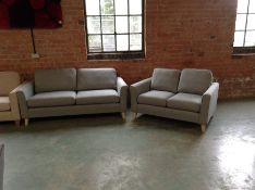 BROOK WINDSOR GREY 3 SEATER AND 2 SEATER (SFL801-SFL811)