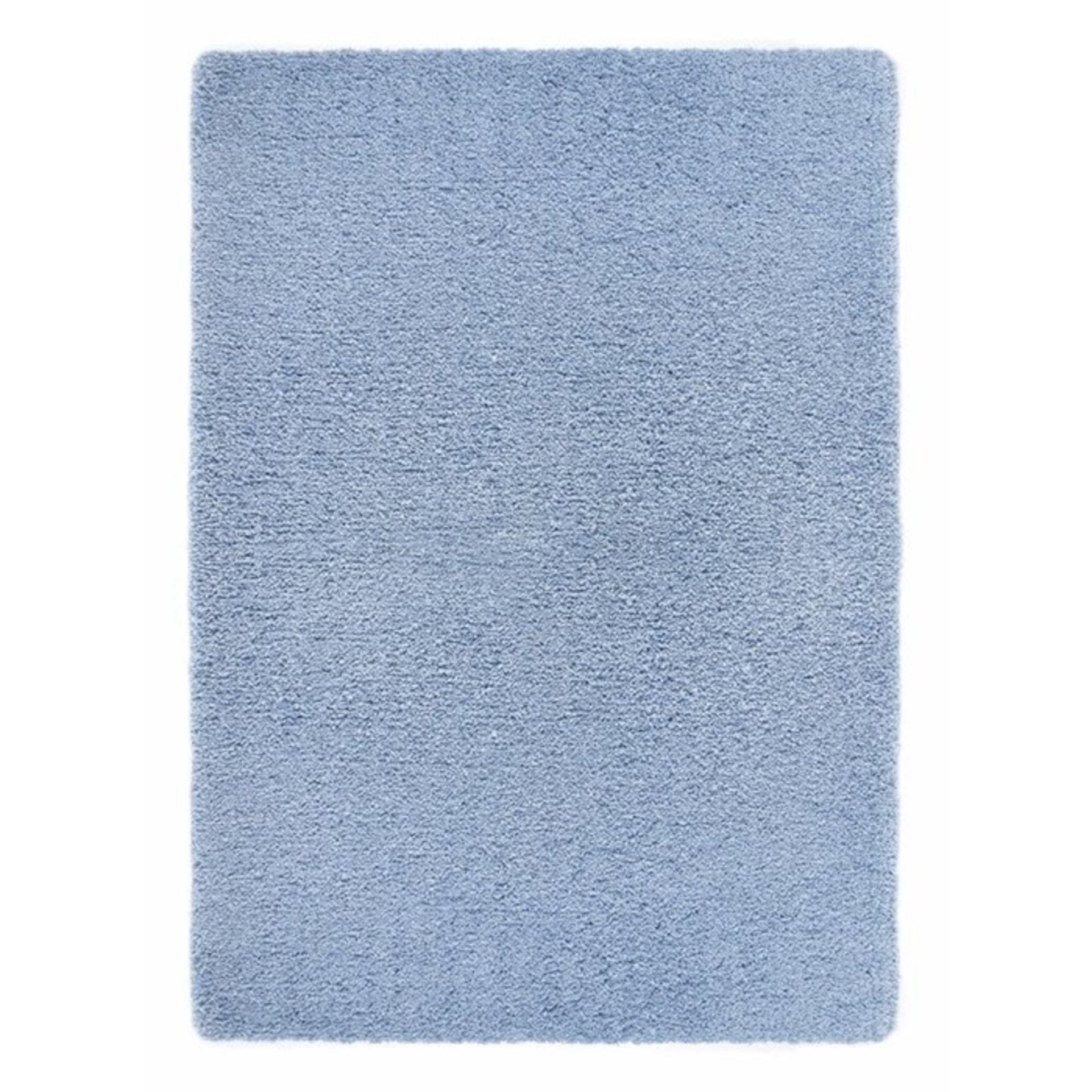 Beachcrest Home,Baywood Denim Handwoven Blue Rug (120X170CM)RRP -£ 75.99(18267/27 -BEAH1281)