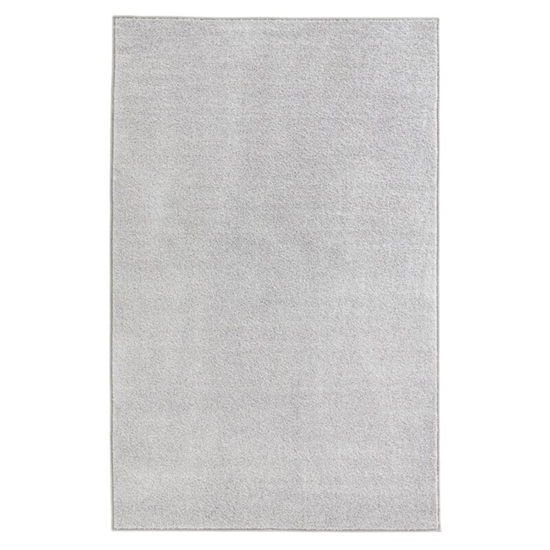 Hanse Home,Pure Grey Rug RRP -£ 29.99(18267/42 -HEHM1483)
