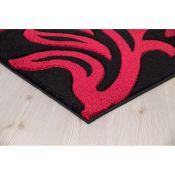 Zipcode Design,Christi Black/Red Rug RRP - £55.99(H16053 - 8/7 -HAZM6908.24231959)