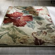 17 Stories,Riaz Multi-Coloured Rug (160X235CM)RRP -£ 99.99(18267/7 -ANDM1350)