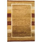 Union Rustic,Gingerich Hand Tufted Brown Outdoor Rug RRP - £359.99 (H16053 - 11/41 -BF907576.
