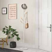 Metro Lane, Regan Hat and Coat Stand (BLACK) - RRP £33.99 (FINT3534 - 19574/18) 1D