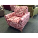 MELBOURNE CHAIRS,TULIPPA RED (SFL114)