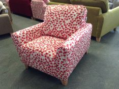 MELBOURNE CHAIRS,TULIPPA RED (SFL116)