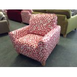 MELBOURNE CHAIRS,TULIPPA RED (SFL115)